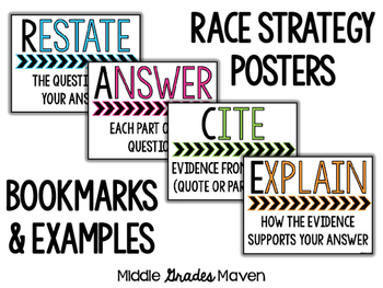 RACE Strategy Posters