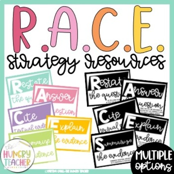 RACE Strategy Resources