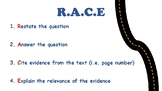 RACE Strategy Visual