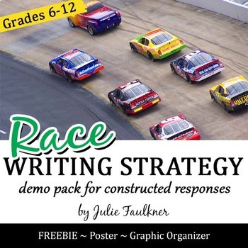 How to Write a Paragraph Constructed Response, Writing For