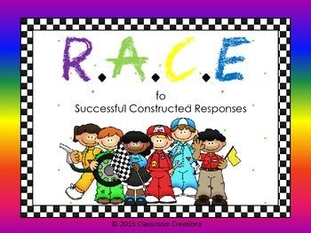 R.A.C.E. Strategy for Math