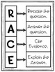 RACE Student Handout- FREEBIE.