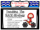 RACE: Teaching The RACE Written Comprehension Constructed Response Strategy