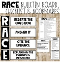 RACE Text Dependent Questions Strategy: Bulletin Board, Ch