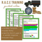 RACE Training Guided Notes