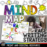 RACE Writing Strategy Activity: Mind Maps, Sketch Notes, and Teacher Notes