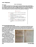 RACE+ Writing Formula for Including Text Evidence