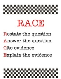 RACE Writing Method Template