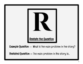 RACE Writing Resource Workbook Practice, Posters, Handouts
