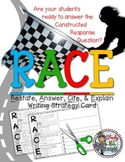 R.A.C.E Writing Strategy Card