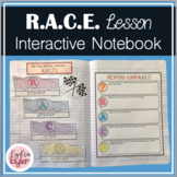 RACE Writing Strategy Interactive Notebook Lesson