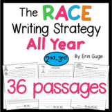 RACE Writing Strategy All Year 2nd-3rd   Distance Learning