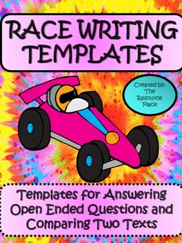 RACE Writing Templates