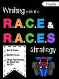 RACE and RACES Writing Strategy Freebie