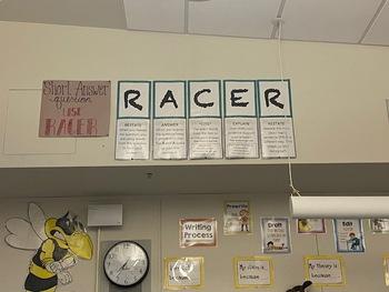 RACER Printable Poster