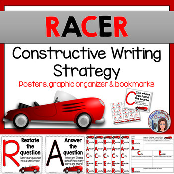 RACER Writing Strategy