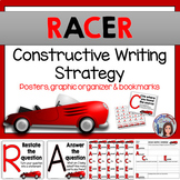 RACER Text Dependent Analysis Writing Strategy