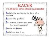 RACER for Short Answer Responses
