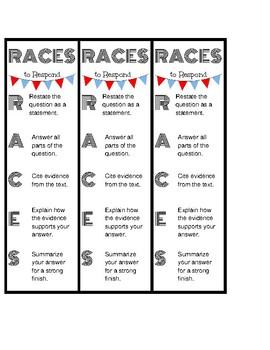 RACES Bookmark