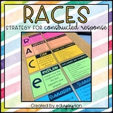 RACES Strategy Posters for Constructed Response