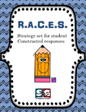RACES Strategy set for Constructed Responses