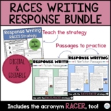 RACES Writing Strategy Bundle
