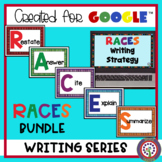 RACES Writing Strategy Bundle Digital Resource for Distanc