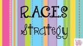 RACES Writing Strategy: How to Answer Constructive Respons