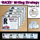 RACES Writing Strategy Poster Set