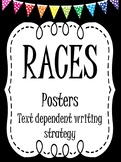 RACES- Writing Strategy Posters