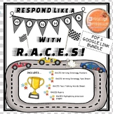 RACES Writing Strategy Set-PDF and Google Link Bundle