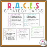 RACES cards