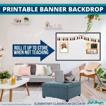 RACING THEME Classroom Decor - 2 EDITABLE Clutter-Free Classroom Decor BUNDLE