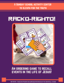 RACKO-RIGHTO! (The Life of Jesus)