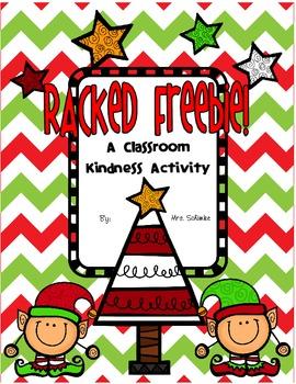 RACKed Classroom Activity Freebie!