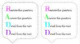 RADD Written Comprehension Strategy