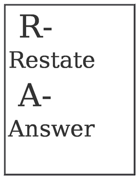 RADE Response for answering general questions