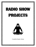 MUSIC RADIO SHOW PROJECTS