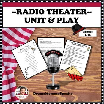 RADIO THEATER UNIT AND COMEDIC RADIO PLAY/ BOW WOW BLUES
