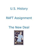 RAFT Assignment - The New Deal