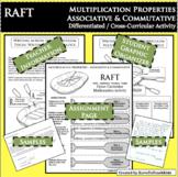 RAFT Associative Commutative Properties of Multiplication Differentiated
