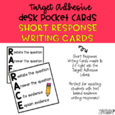 Short Response Cards