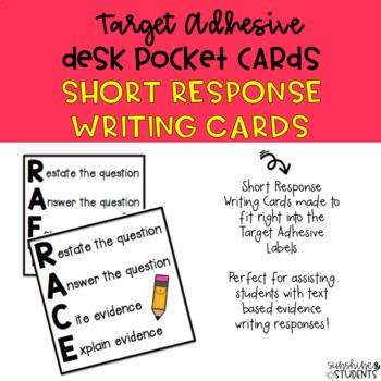 Short Response Cards