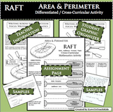 RAFT Differentiated Cross-Curricular Activity Area & Perimeter