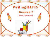 Writing RAFTs