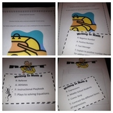 RAFT Math Writing Task Cards
