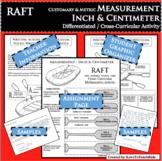 RAFT Measurement Inch Centimeter Customary Metric Cross-Curricular