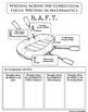 RAFT Similar & Congruent Figures Geometry Differentiated Cross-Curricular