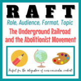 RAFT: The Underground Railroad and the Abolitionist Movement