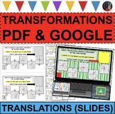 RAFT Transformations Reflection Rotation Translation Dilation Cross-Curricular